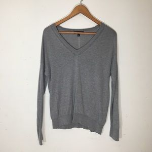 Banana Republic Silk Cashmere long sleeve sweater